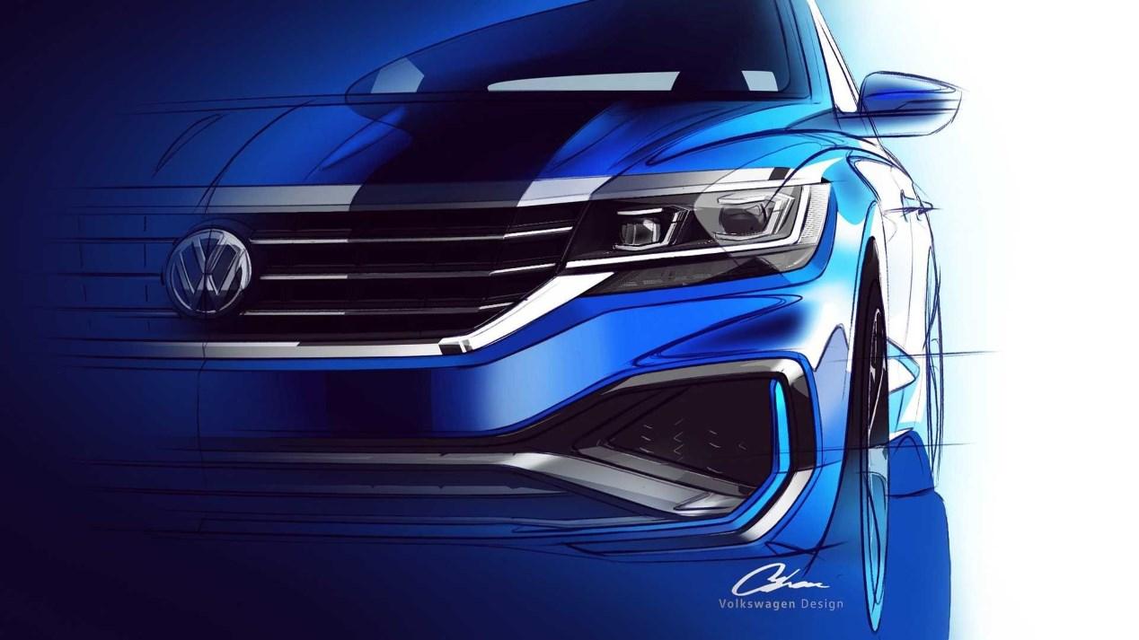 Volkswagen Passat 2019: primeras fotos oficiales