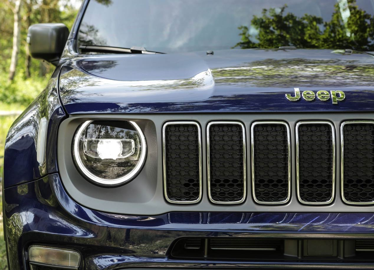 Las mejores fotos del Jeep Renegade 2019