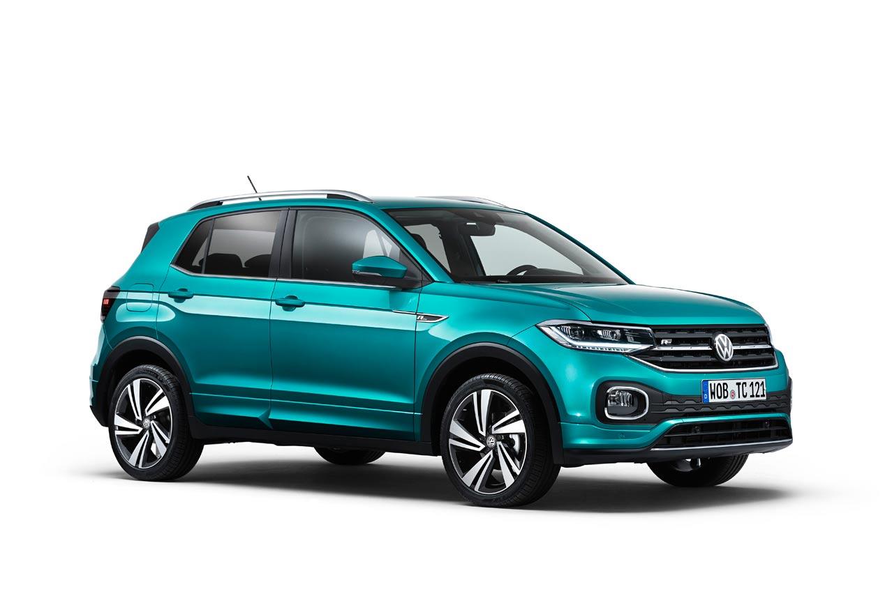 El nuevo VW T-Cross, ya a la venta en España
