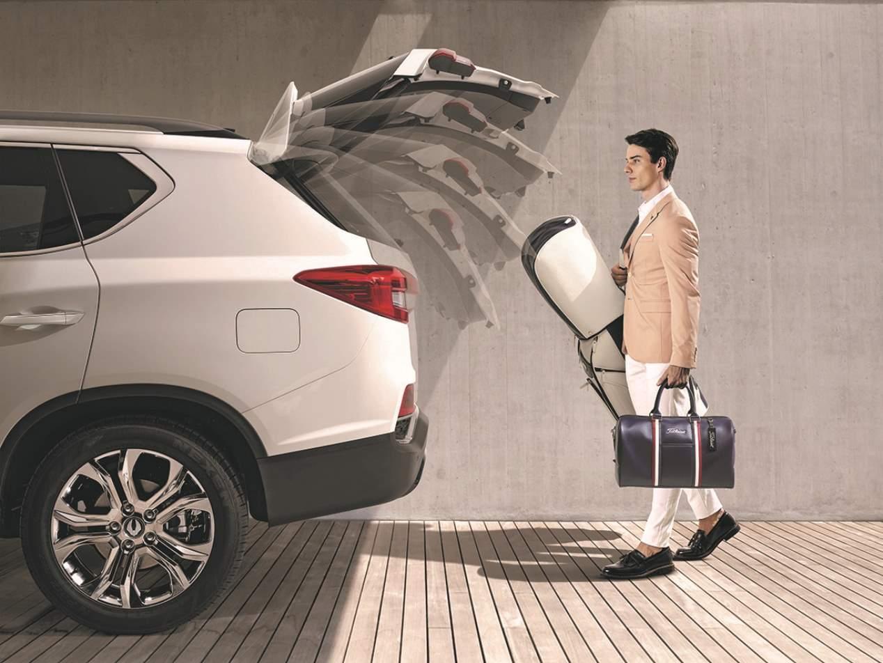 SsangYong Rexton 2019: las mejores imágenes del nuevo SUV