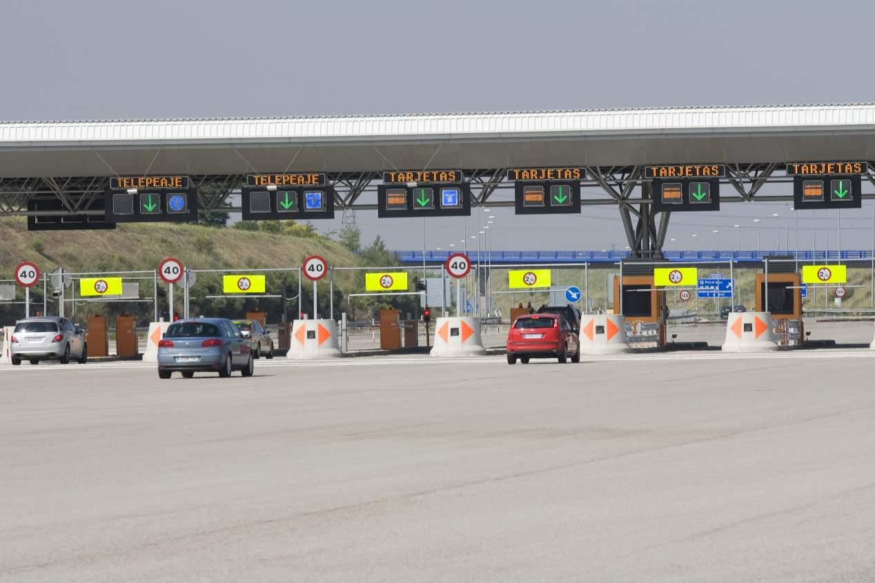 Las autopistas de peaje, una de las grandes preocupaciones de los conductores