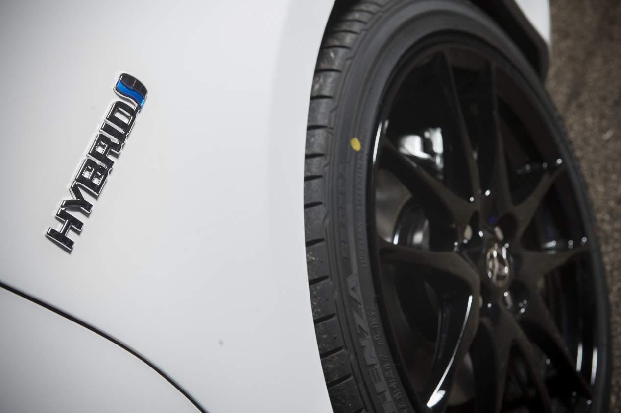 El Toyota Yaris GR-Sport, en imágenes