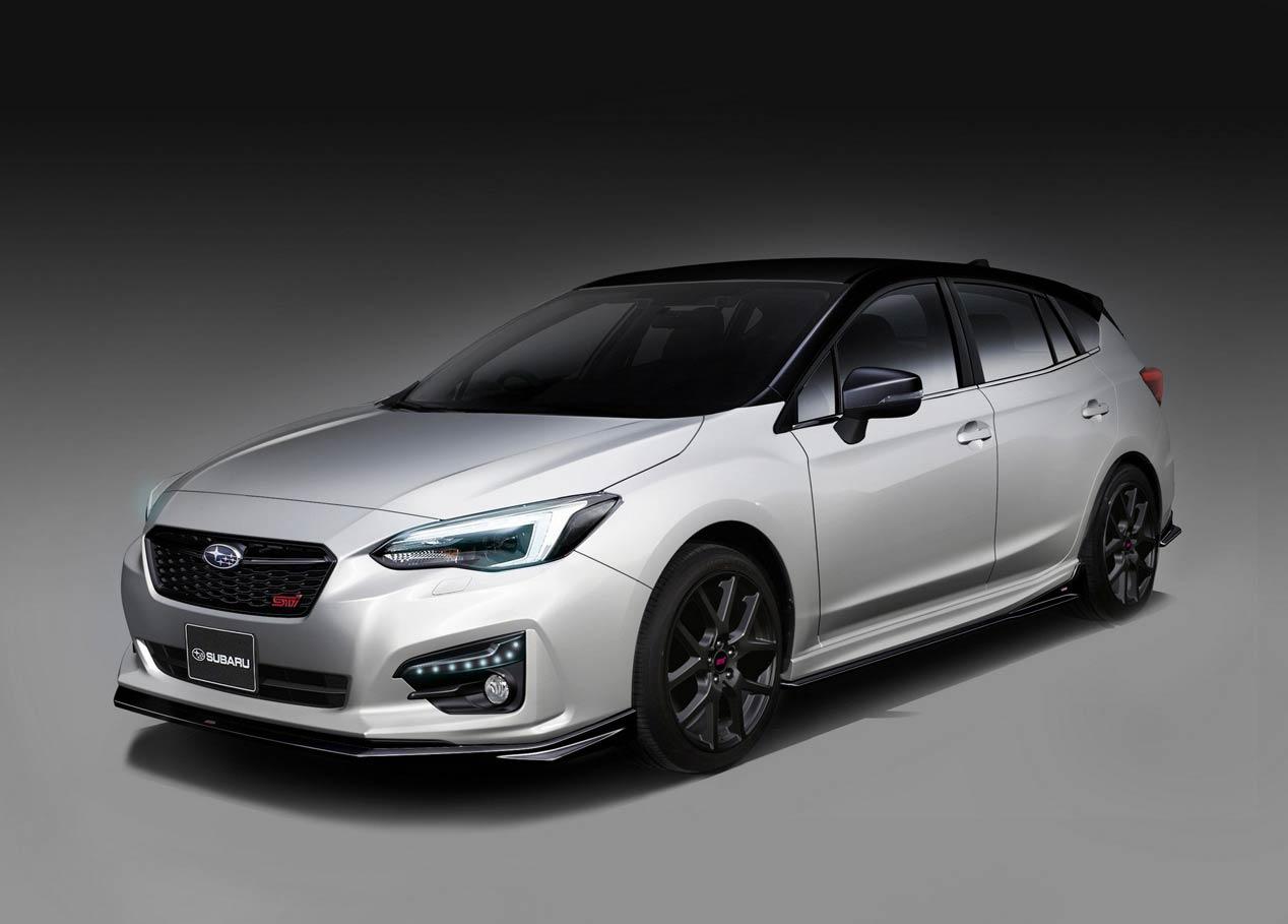 Nuevos Subaru Forester, Impreza y WRX STI para el arranque del año