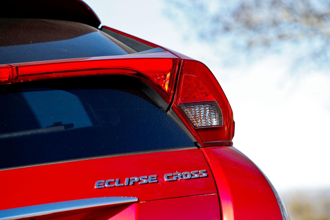Mitsubishi Eclipse Cross, un SUV que rompe moldes