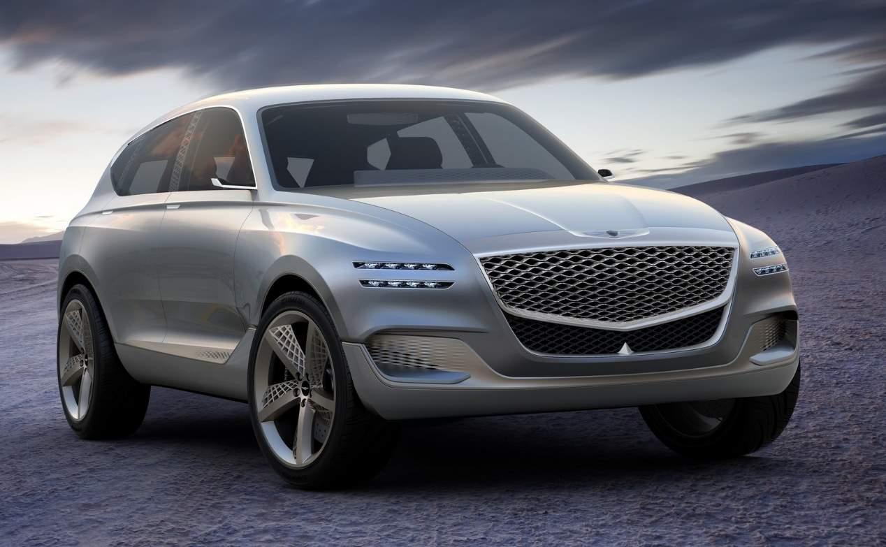 Hyundai Sonata 2019 y nuevo Genesis SUV: así podrían ser