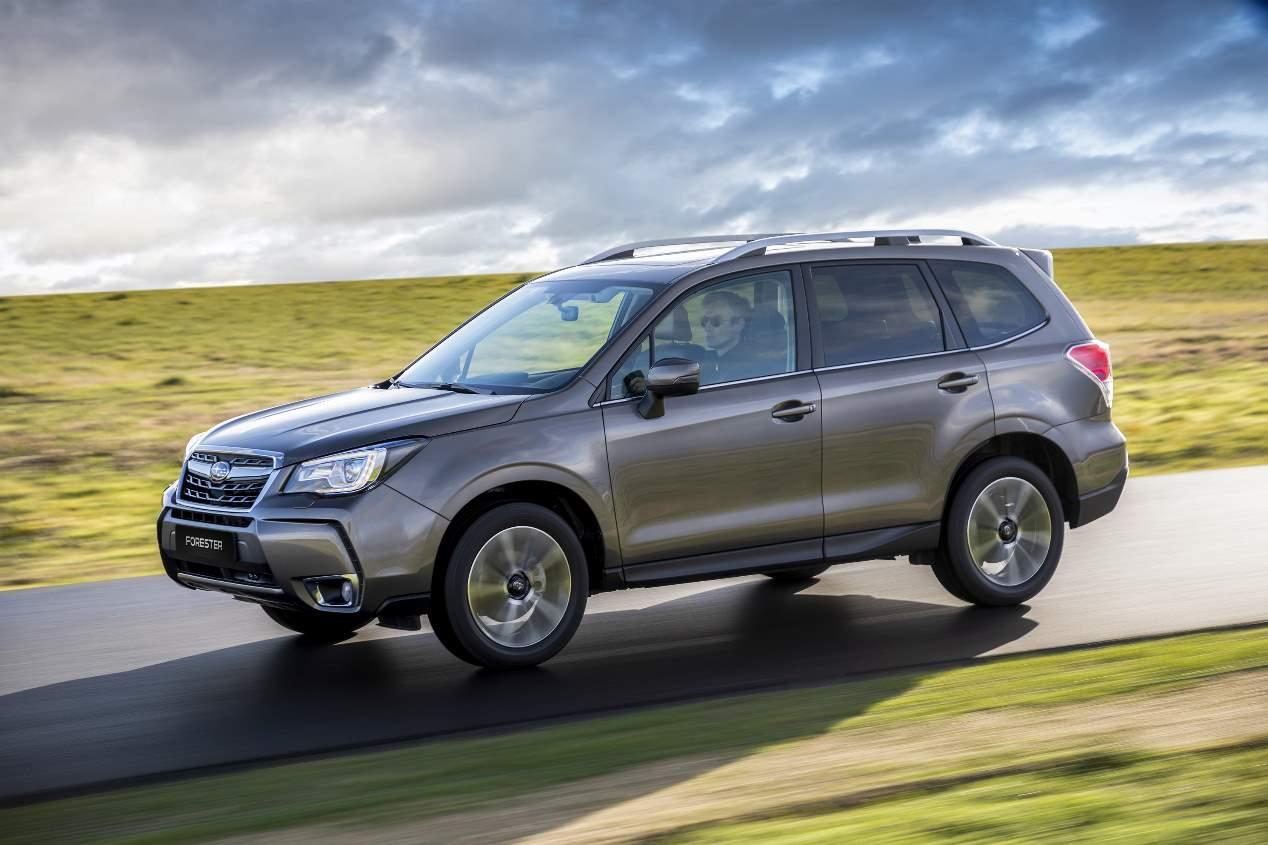 El nuevo Subaru Forester 2019, ya a la venta en España