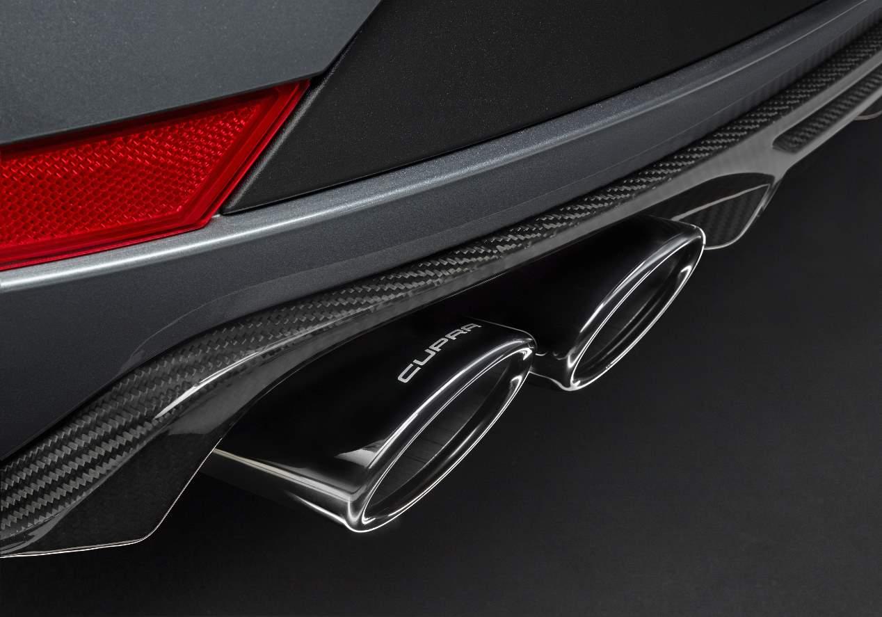 El Seat León ST CUPRA R 2019, en imágenes
