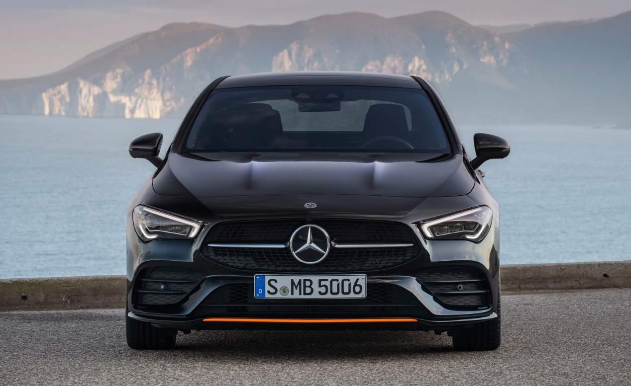 El Mercedes CLA Coupé 2019, en imágenes