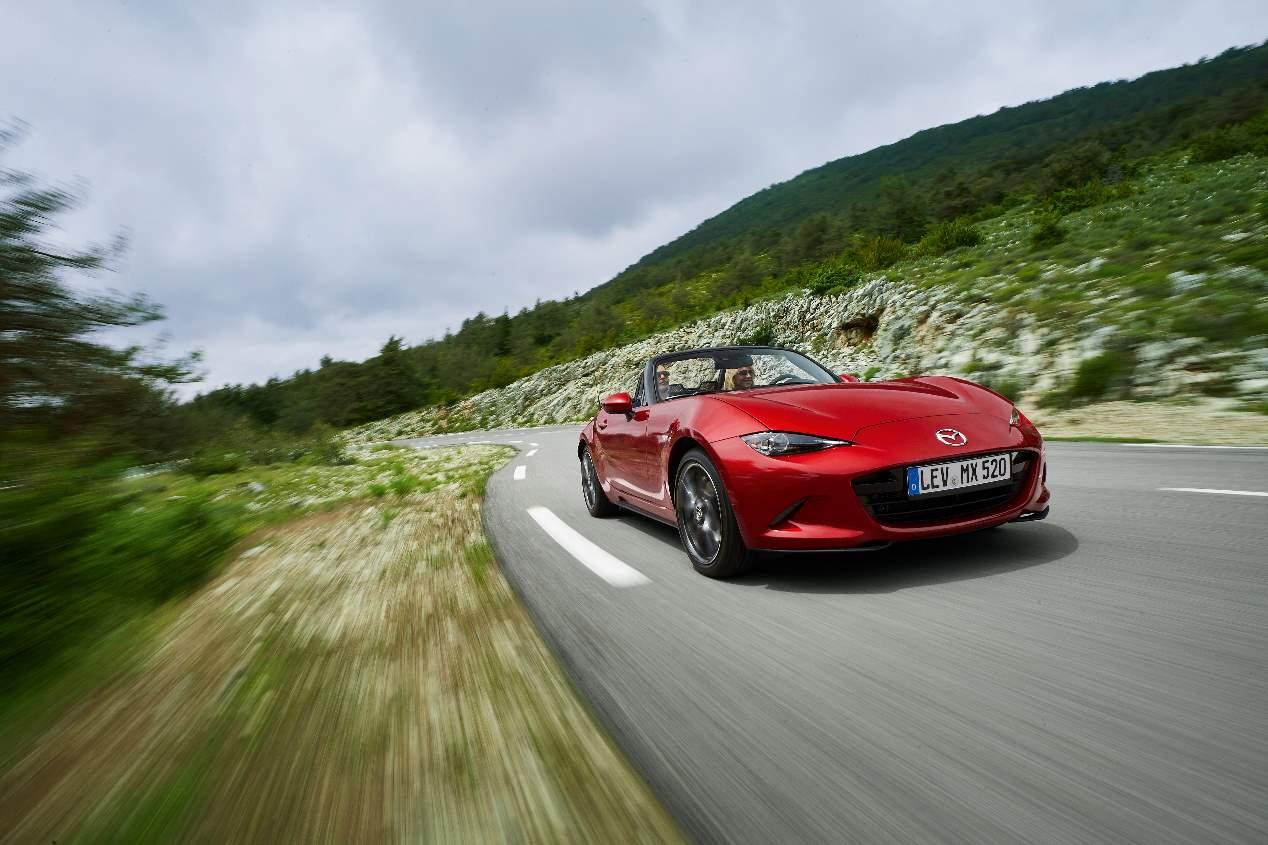 Mazda lanzará una edición especial 30 Aniversario del MX-5