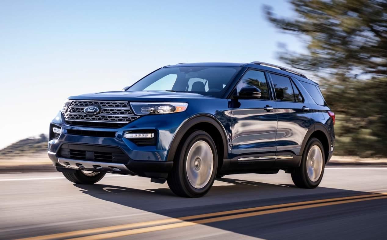 El Ford Explorer 2020, en imágenes
