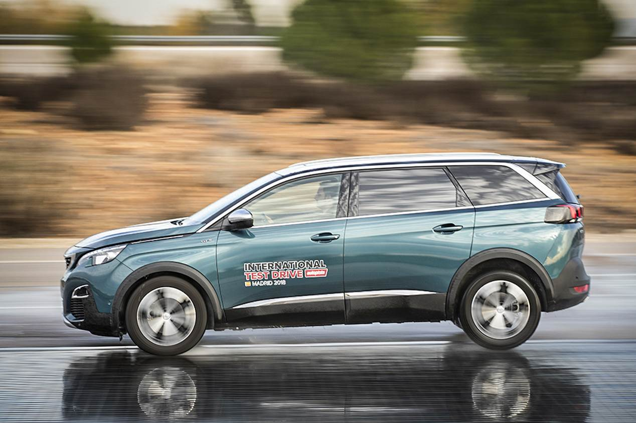 Supercomparativa: Santa Fe, CR-V, Tarraco, Tiguan, 5008, Kodiaq, X-Trail y Sorento