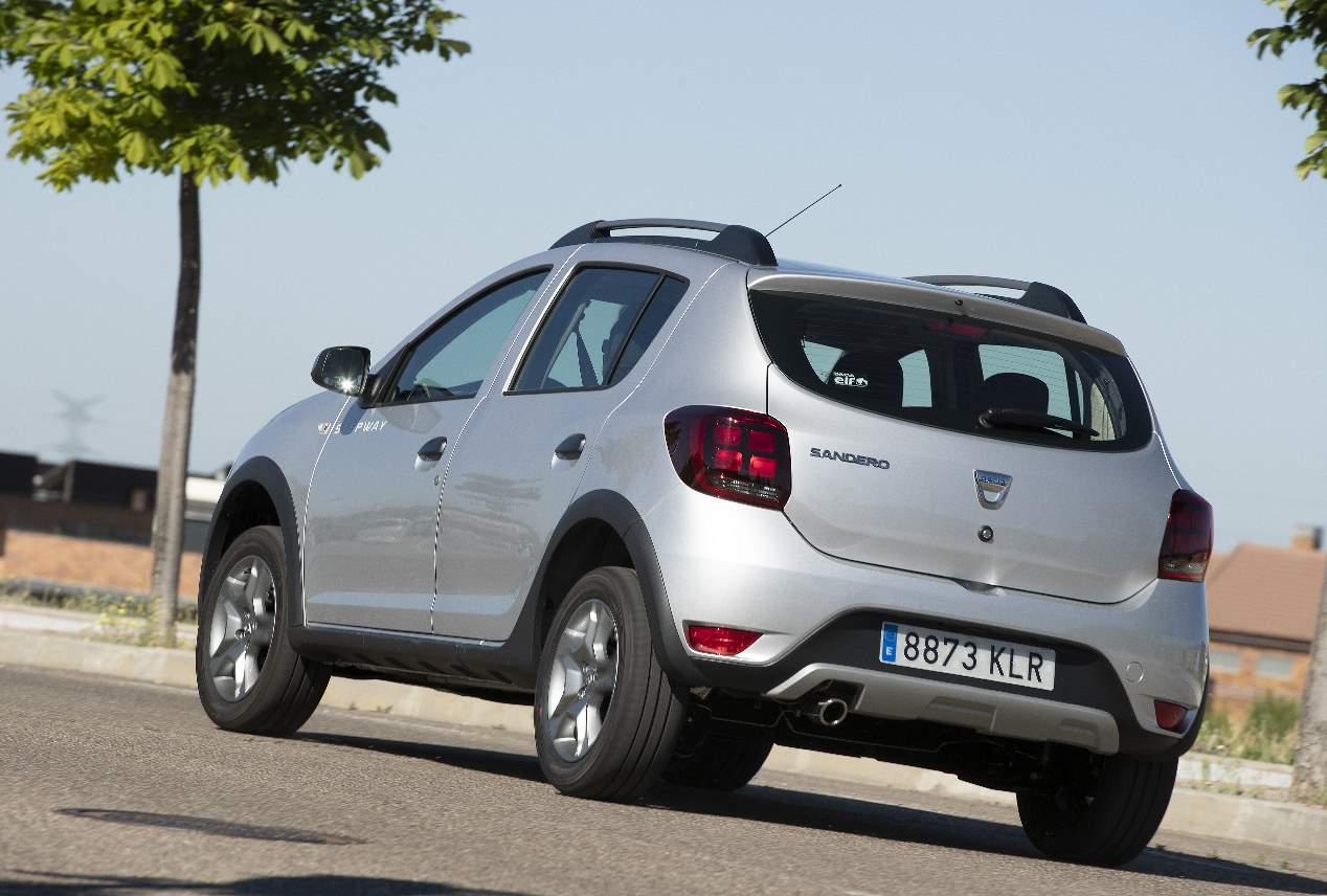 Los Dacia Sandero y Sandero Stepway 2019, ya a la venta