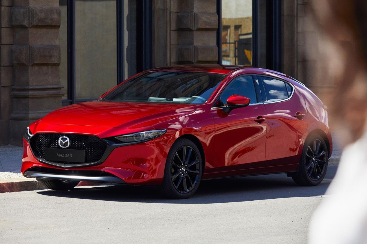 Mazda 3 2019, un compacto de referencia