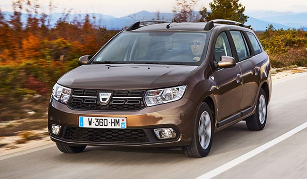 Los Dacia Logan y Logan MCV 2019, en imágenes