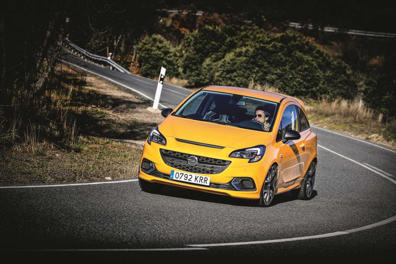 Opel Corsa GSi 1.4T 150CV: primeras impresiones