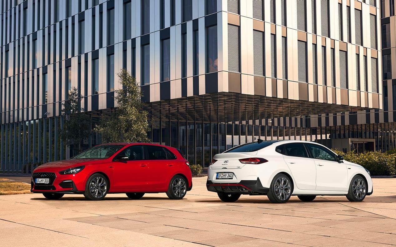 """Nueva terminación deportiva """"N Line"""" para el Hyundai i30 Fastback"""