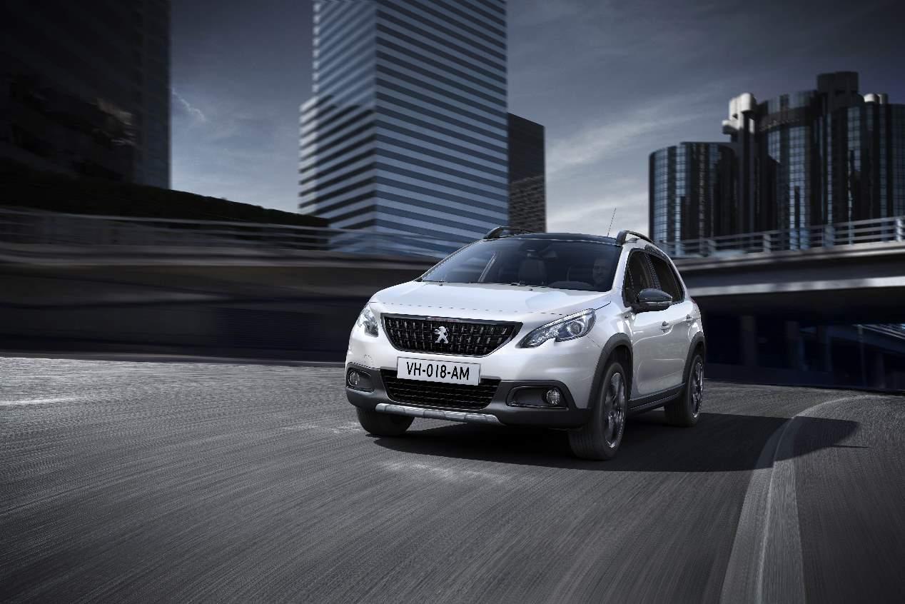 Peugeot 2008: un millón de unidades fabricadas del SUV súperventas