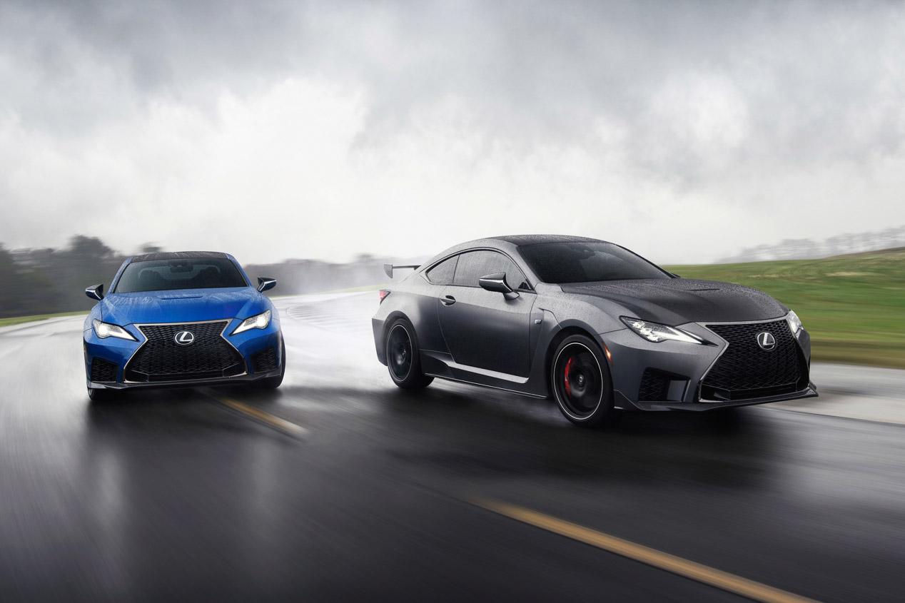 Lexus, con regusto deportivo en el Salón de Detroit 2019