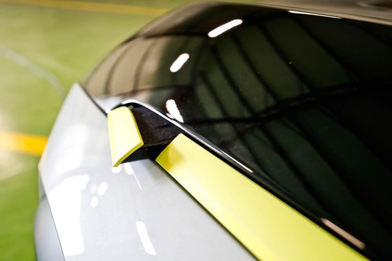 El Opel GT X Experimental, a prueba