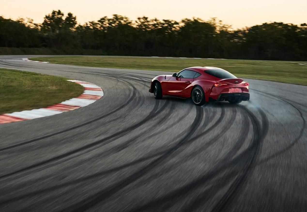 Toyota Supra 2019: las mejores fotos oficiales del nuevo deportivo