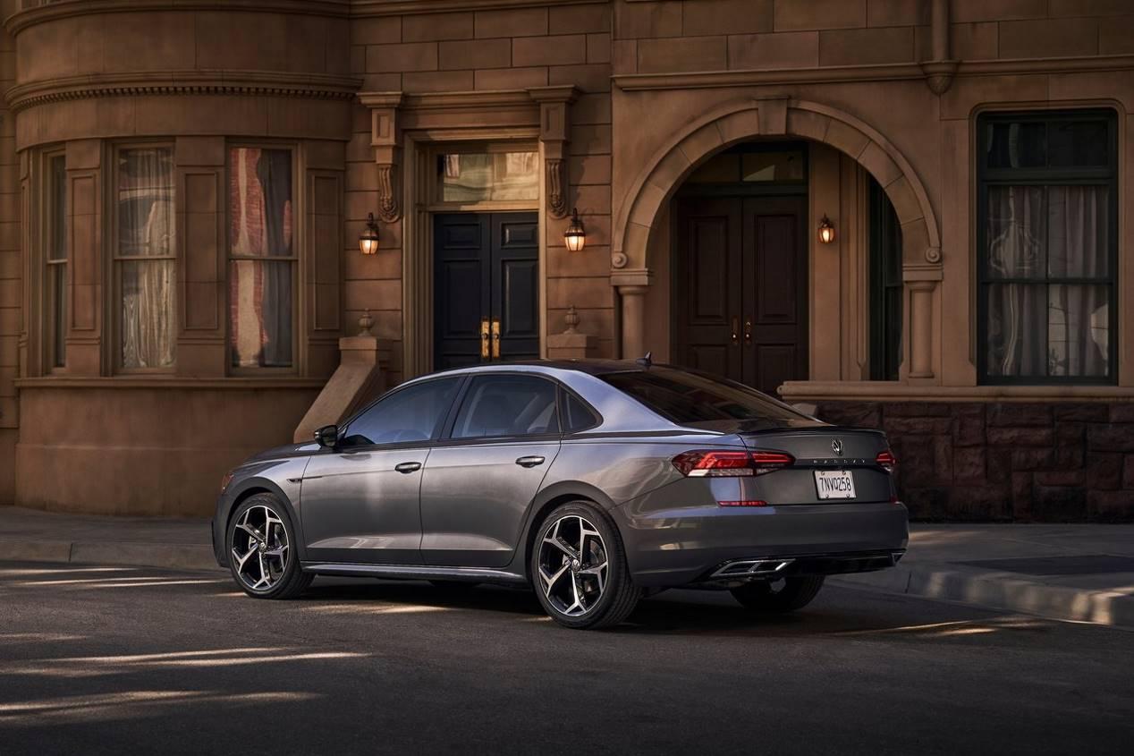 Volkswagen Passat 2019: todas las fotos de la nueva berlina
