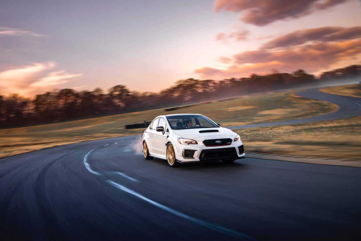Subaru WRX STi S209, edición limitada para EE.UU.