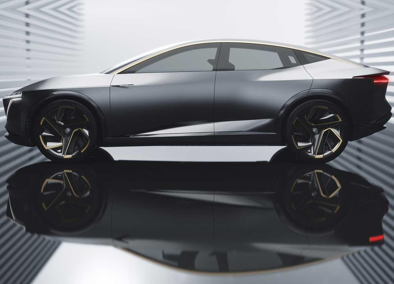 Nissan reinventa el sedán y el SUV con el IMS Concept