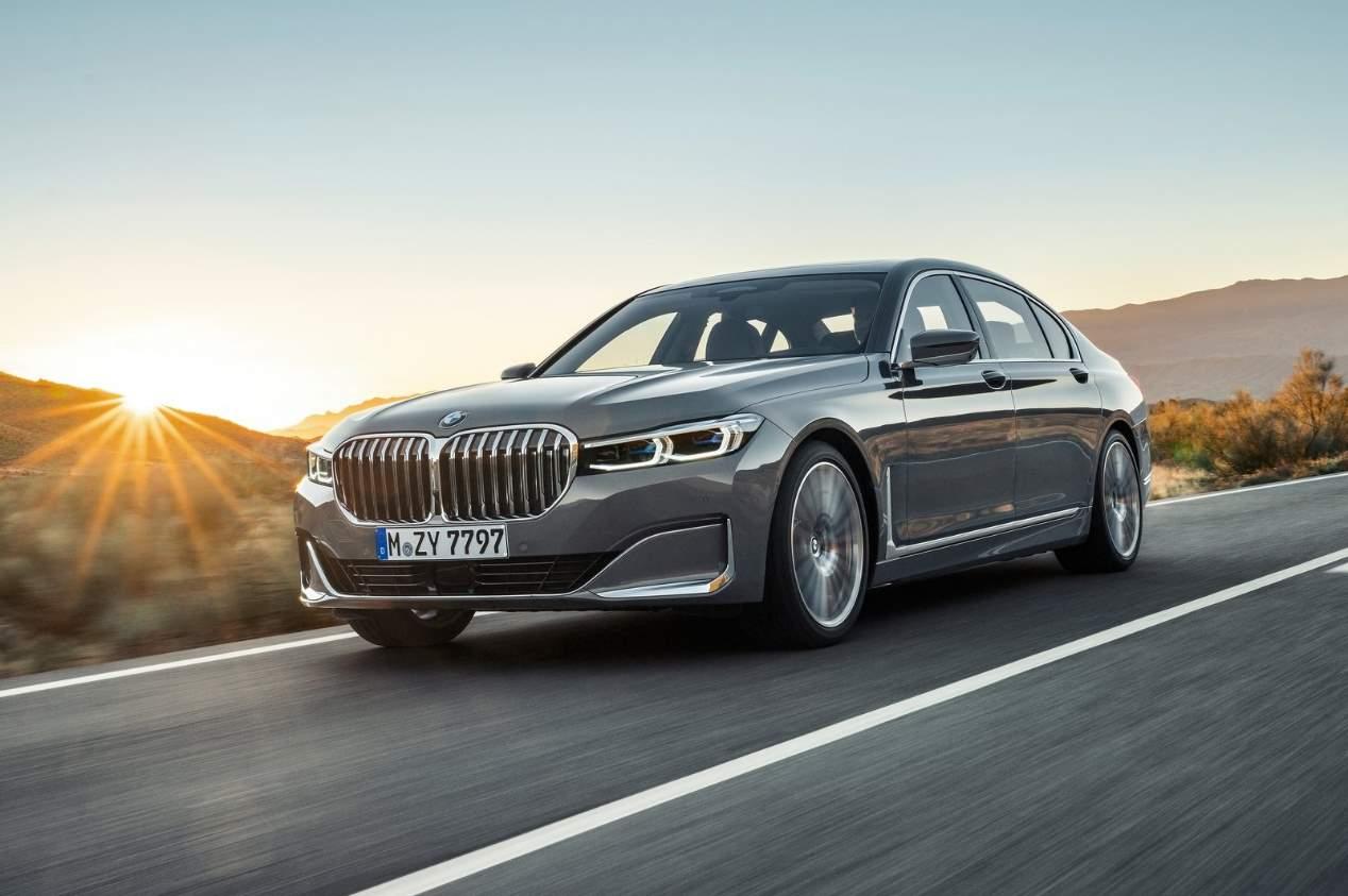 BMW Serie 7 2019: sus mejores imágenes oficiales
