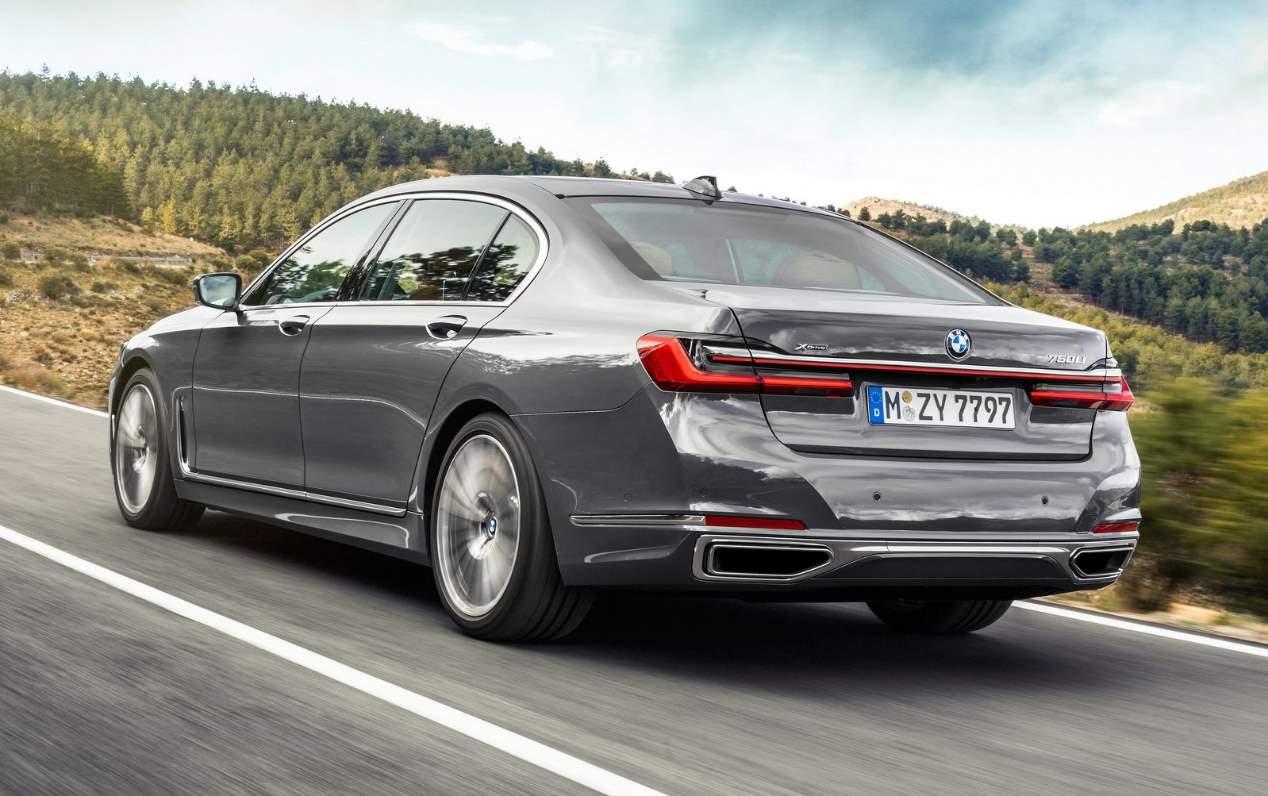 2020 BMW 750Li Xdrive Configurations