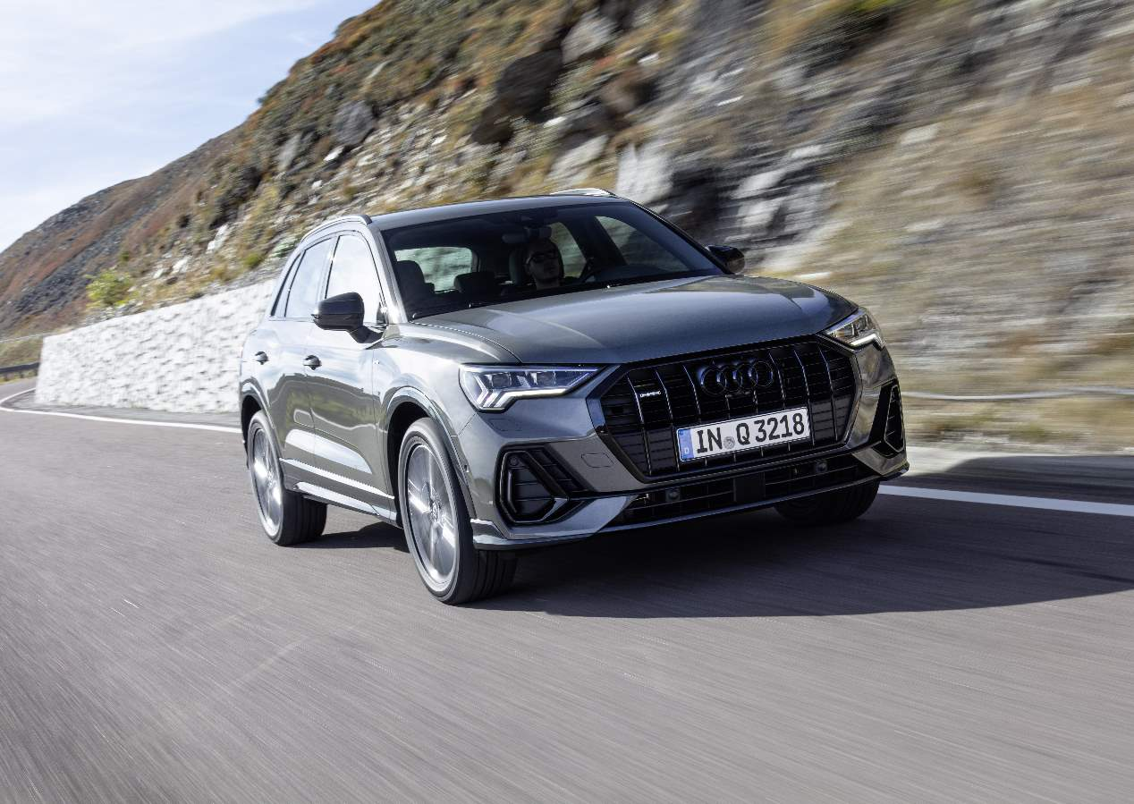 Audi Q3, Mercedes GLA y Volvo XC40: ¿qué SUV premium es mejor?