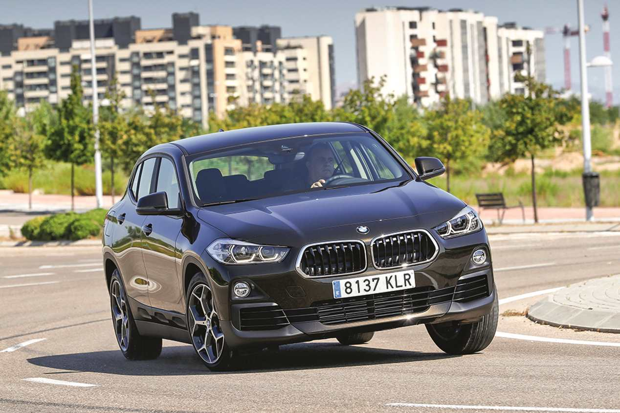 Comparativa: BMW X1 18d vs BMW X2 18d