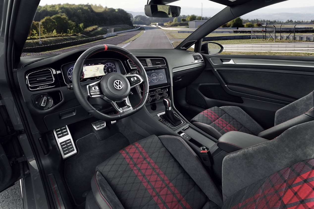 Volkswagen Golf GTI TCR: así es el nuevo deportivo, en FOTOS