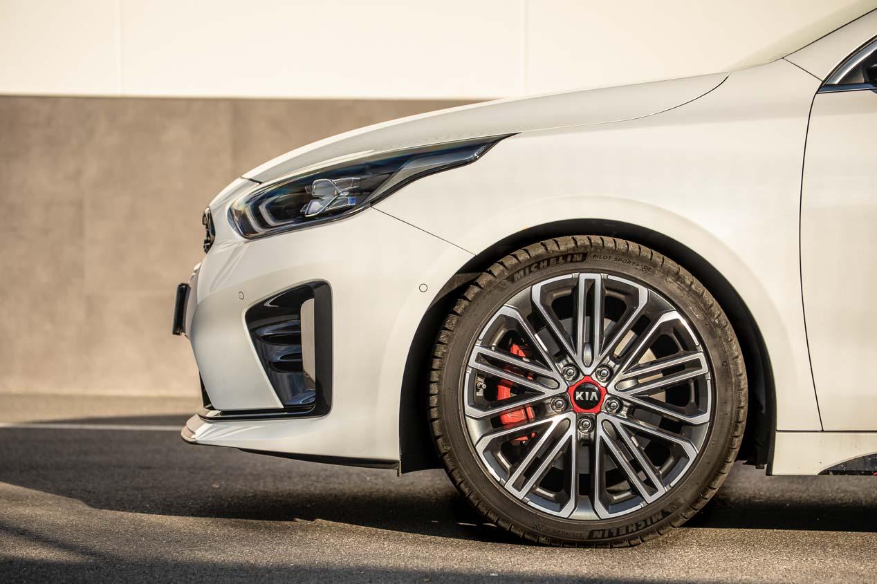 Kia ProCeed: Kia aúna funcionalidad y diseño con un nuevo coche compacto de carrocería muy innovadora