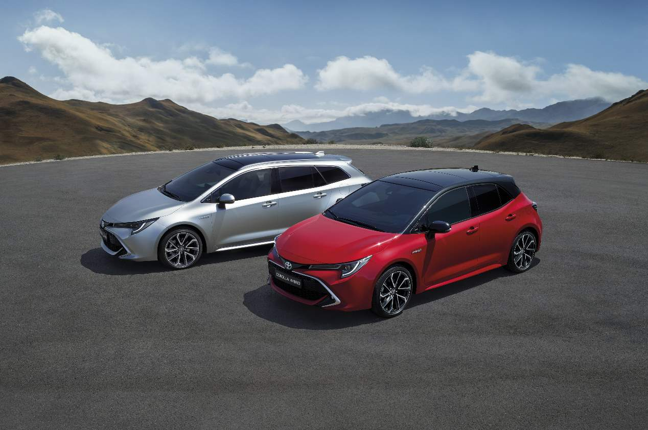 Toyota Corolla Hybrid 2019: ya a la venta en España