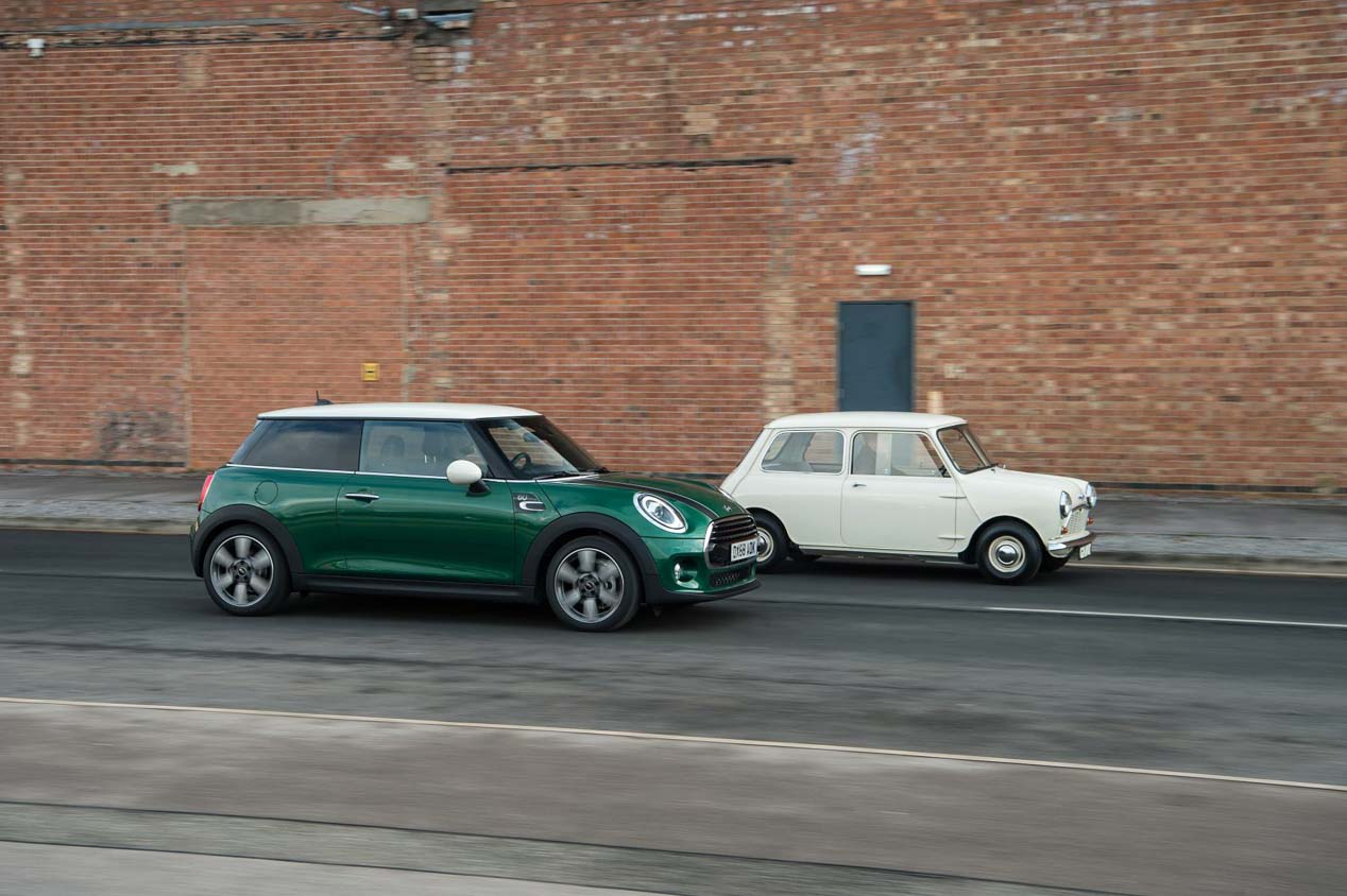 Edición especial Mini 60 Years Edition