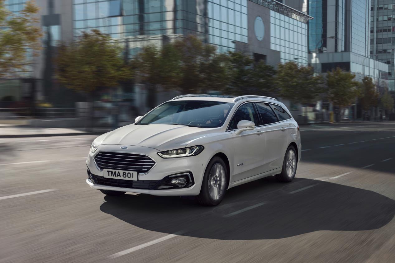 Ford Mondeo 2019: todas las fotos oficiales de la nueva berlina