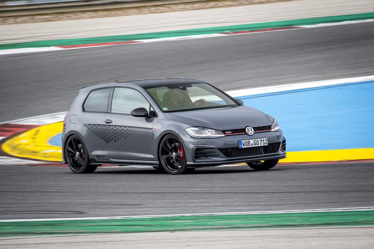 A prueba el Volkswagen Golf GTI TCR 2019: alma de ganador