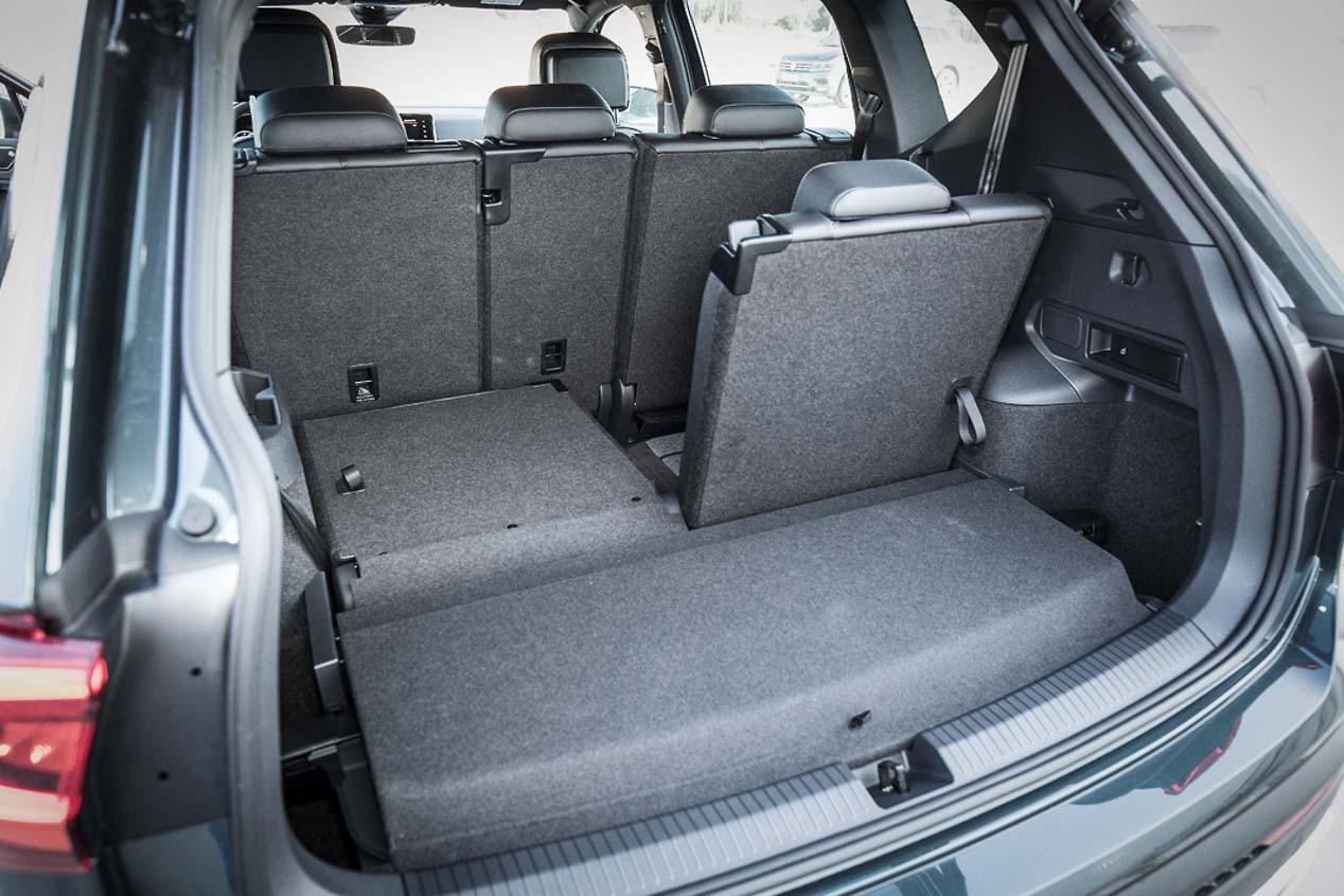 Comparativa: Seat Tarraco vs Skoda Kodiaq vs VW Tiguan Allspace