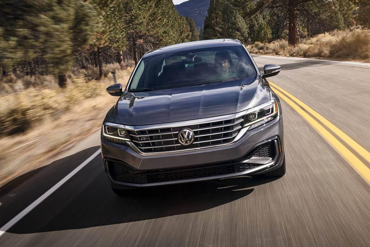 Ford Mondeo vs Volkswagen Passat: las nuevas berlinas que vienen en este 2019