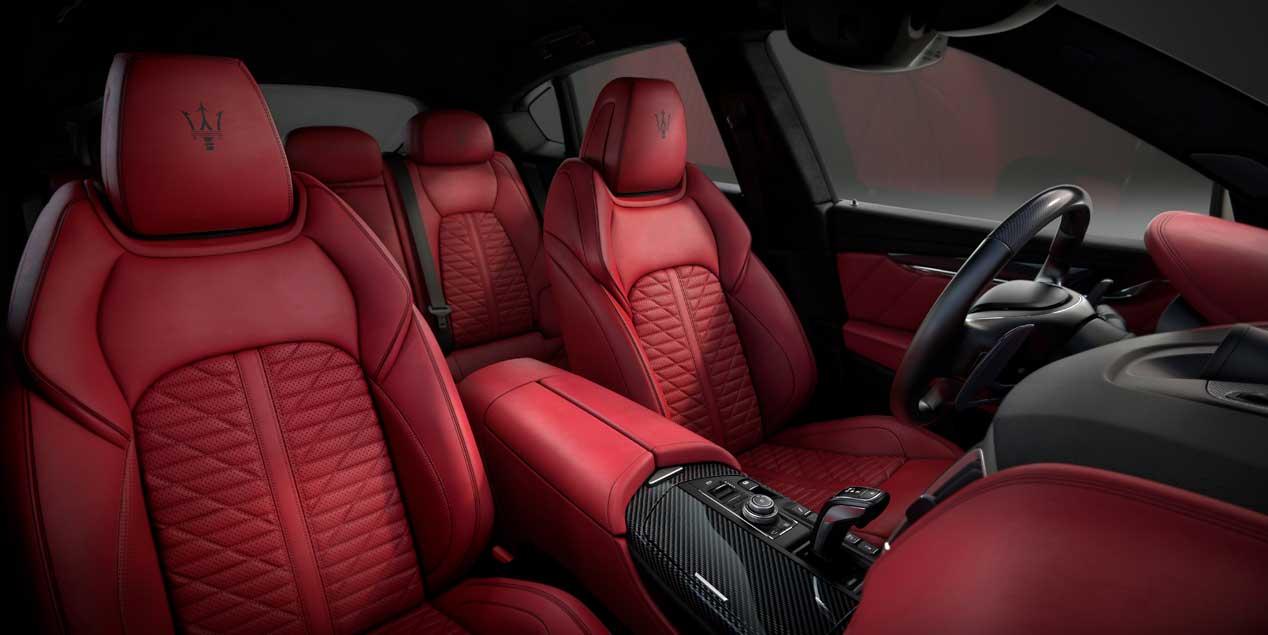 Más pimienta para el Maserati Levante bajo el nombre de Vulcano