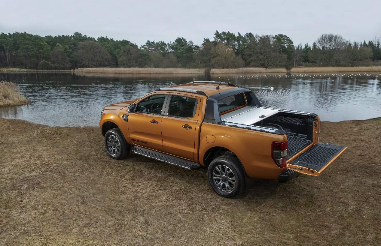 El Ford Ranger 2019, a la venta a mediados de año