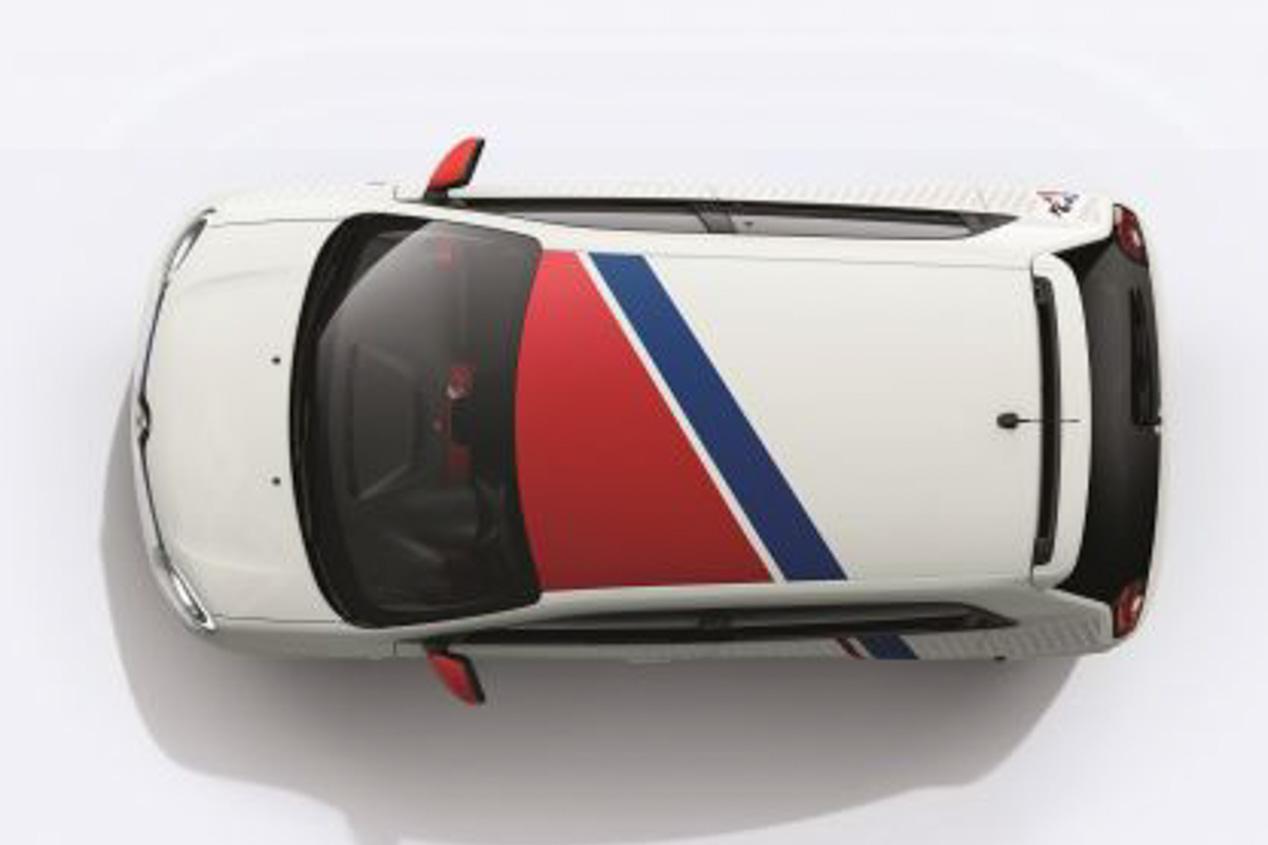 Renault Twingo le coq sportif: moda deportiva y automoción francesas consiguen el urbano más chic del momento