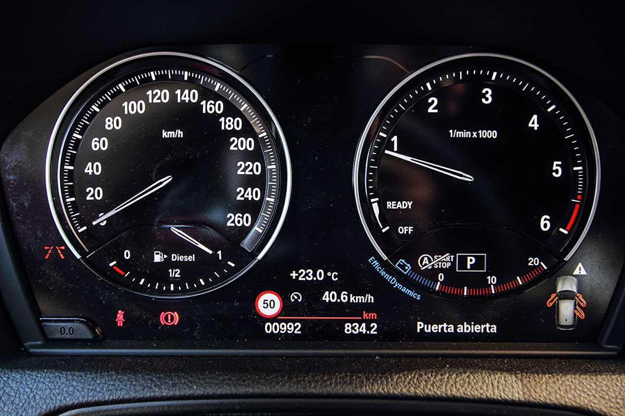 Reflejo social, BMW 118d vs Volkswagen 2.0 TDI