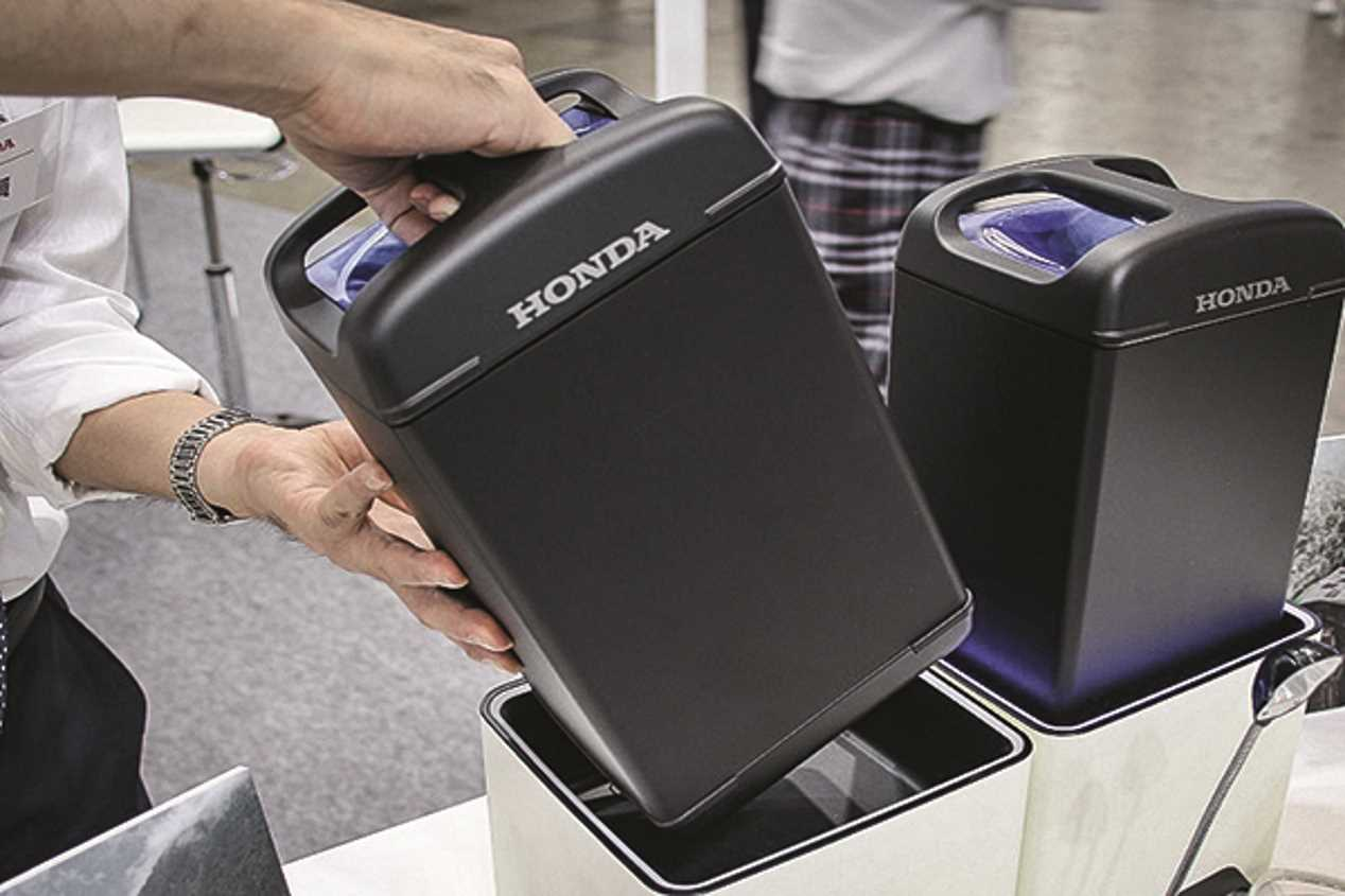 Todo el futuro eléctrico de Honda