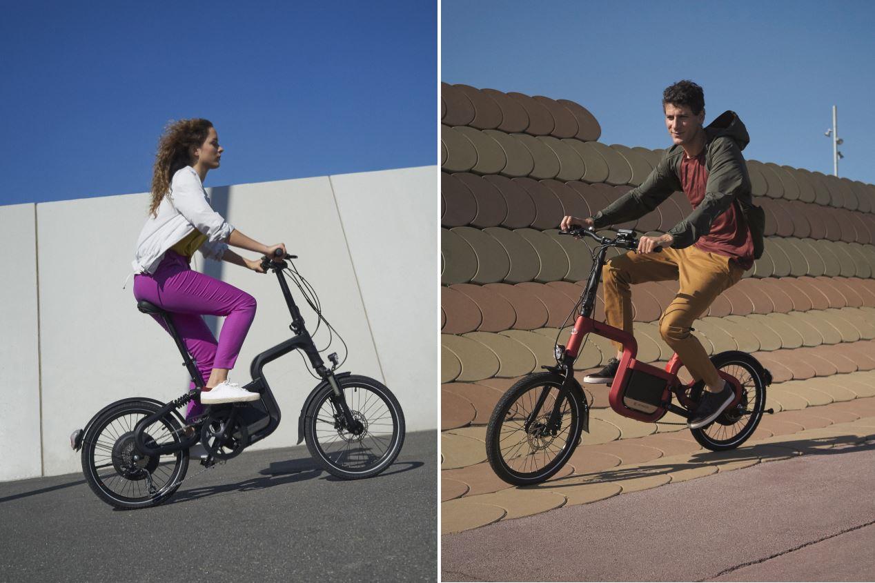 E-bikes de Kymco: así es la nueva movilidad eléctrica urbana