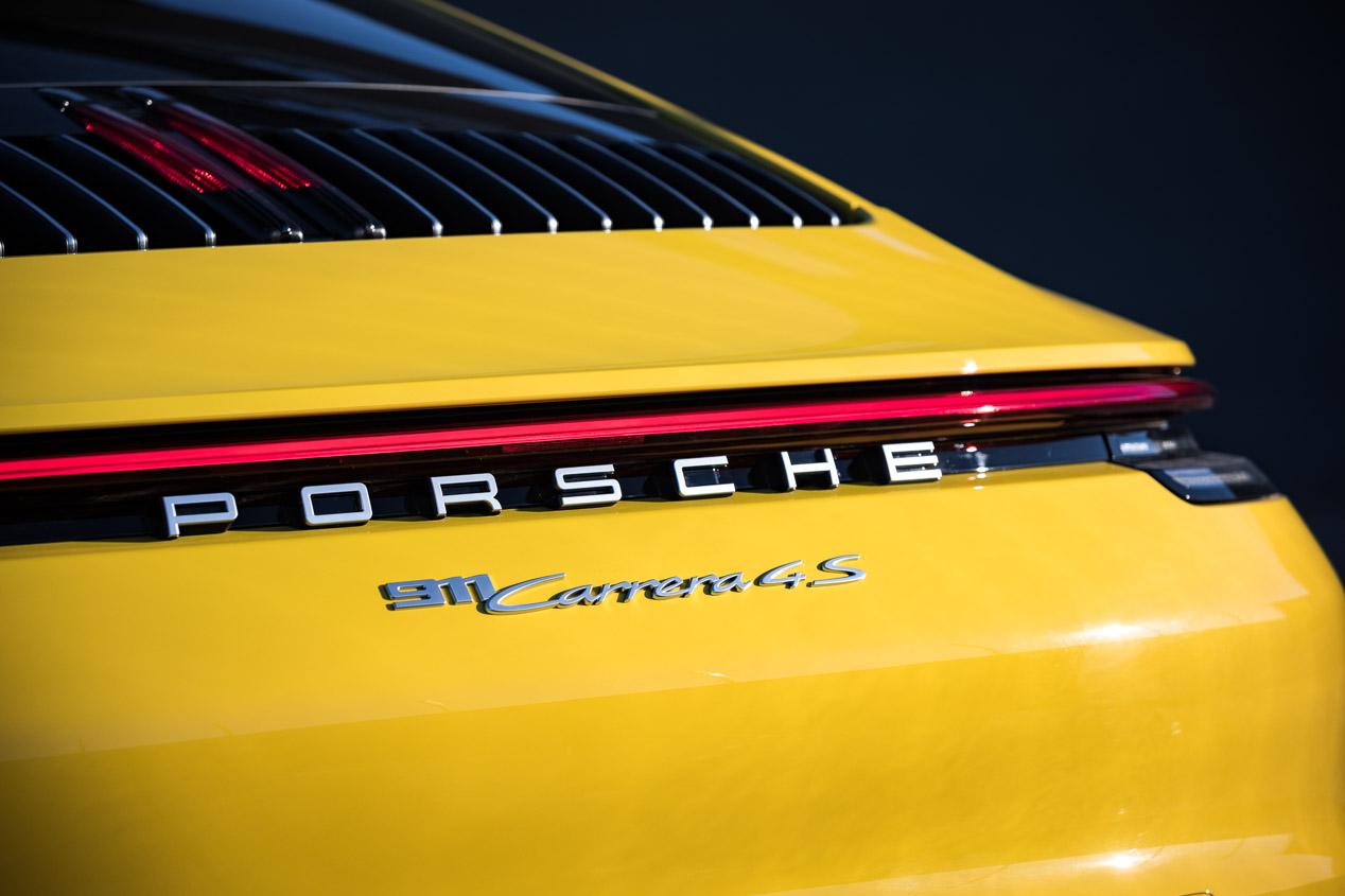 Nuevo Porsche 911 992