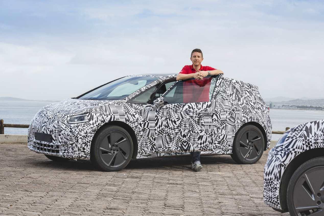 Volkswagen ID Neo: así es el nuevo compacto eléctrico