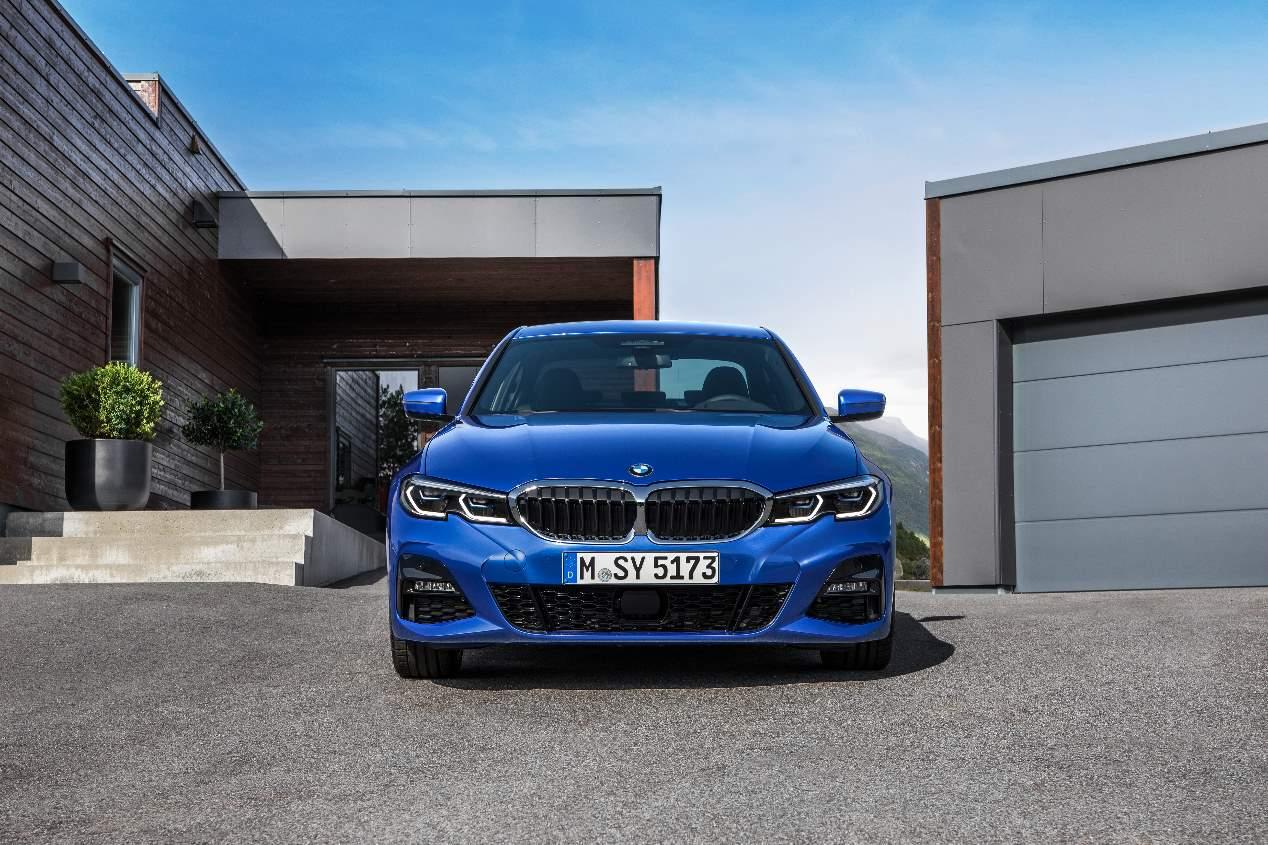 Ya se puede comprar el nuevo BMW Serie 3 2019