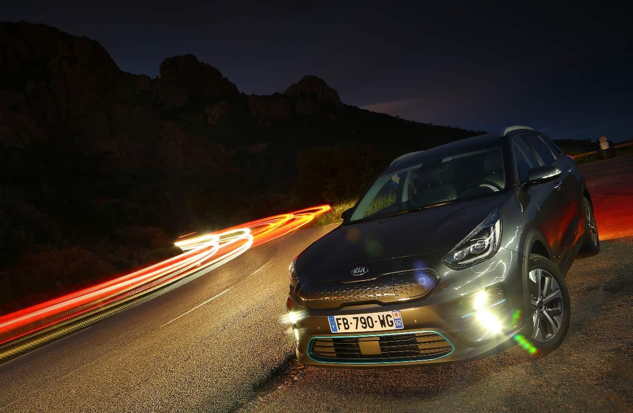 El Kia e-Niro eléctrico, ya a la venta en España