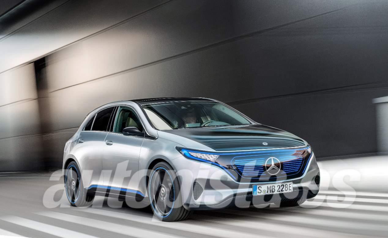 Novedades Mercedes: GLB, GLA Coupé, EQA, EQE, EQC…